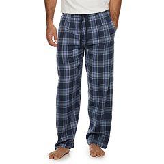 Men's Van Heusen Plaid Flannel Sleep Pants