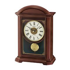Seiko Contemporary Classics Pendulum Mantel Clock - QXQ030BLH