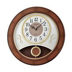 Seiko Melodies In Motion Wall Clock - QXM367BLH