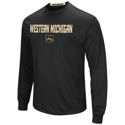 Men's Campus Heritage Western Michigan Broncos Setter Tee