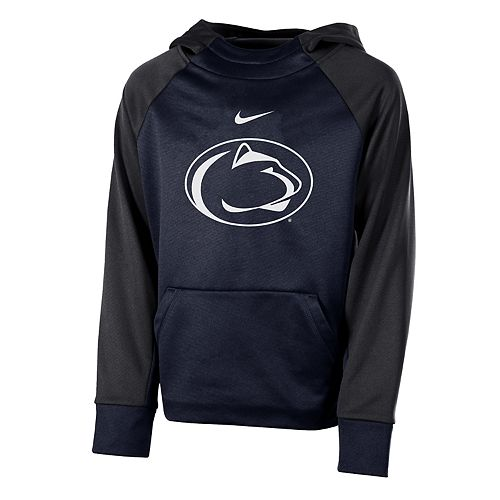 3d650ed61 Boys 8-20 Nike Penn State Nittany Lions Therma-FIT Colorblock Hoodie