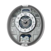 Seiko Melodies In Motion Wall Clock - QXM366SRH