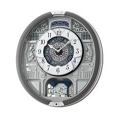 Seiko Melodies In Motion Wall Clock - QXM366SRH