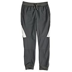 Boys 4-12 Jumping Beans® Tricot Active Jogger Slim Fit Pants