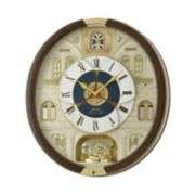 Seiko Melodies In Motion Wall Clock - QXM371BRH