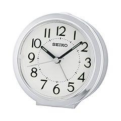 Seiko Bedside Alarm Clock - QHE146SLH