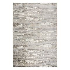 Rizzy Home Encore Contemporary Abstract Striped Rug