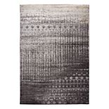 Rizzy Home Encore Transitional Abstract Striped Rug