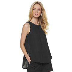 Women's Apt. 9® Georgette High-Low Tank