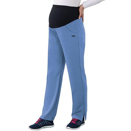Plus Size Maternity Jockey Scrubs Ultimate Pants