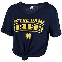 Women's Notre Dame Fighting Irish Juke Top