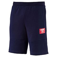 Men's PUMA Rebel Block Shorts