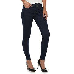 Women's Apt. 9® Tummy Control Midrise Skinny Jeans