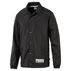 Men's PUMA Rebel Coach's Jacket