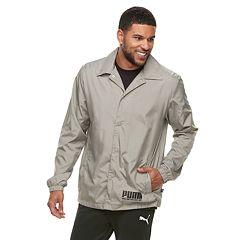 Men's PUMA Rebel Coach's Jacket