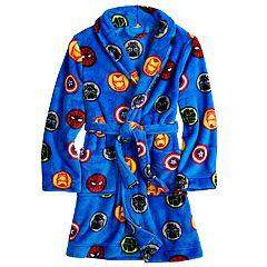 Boys 6-12 Avengers Infinity Wars Plush Robe