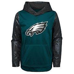 Boys 4-18 Philadelphia Eagles Performance Fleece Hoodie