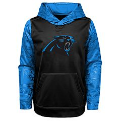 Boys 4-18 Carolina Panthers Performance Fleece Hoodie