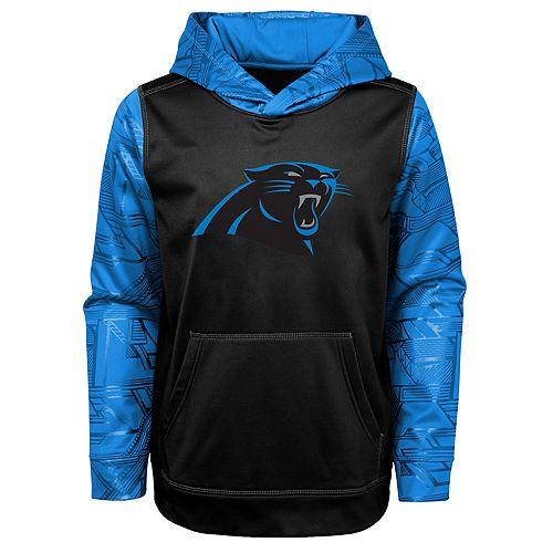 promo code 94422 78fe1 Boys 4-18 Carolina Panthers Performance Fleece Hoodie