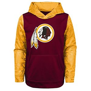 Men s Majestic Washington Redskins Armor Hoodie. Sale cfc204996