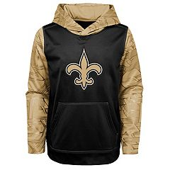 Boys 8-20 New Orleans Saints Performance Fleece Hoodie