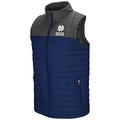 Men's Notre Dame Fighting Irish Amplitude Puffer Vest