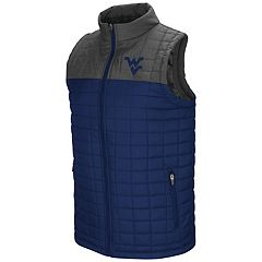 Men's West Virginia Mountaineers Amplitude Puffer Vest