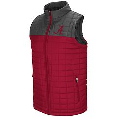 Men's Alabama Crimson Tide Amplitude Puffer Vest
