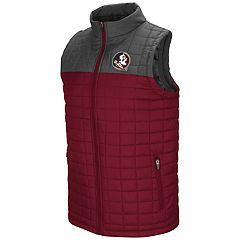 Men's Florida State Seminoles Amplitude Puffer Vest