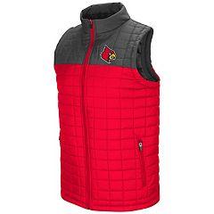 Men's Louisville Cardinals Amplitude Puffer Vest