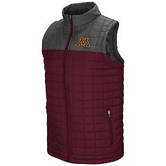 Men's Minnesota Golden Gophers Amplitude Puffer Vest