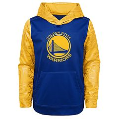 Boys 8-20 Golden State Warriors Performance Hoodie