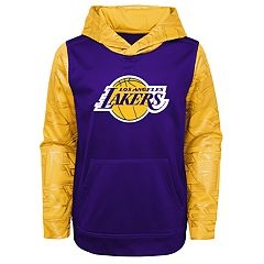 Boys 8-20 Los Angeles Lakers Performance Hoodie