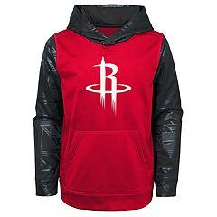 Boys 8-20 Houston Rockets Performance Hoodie