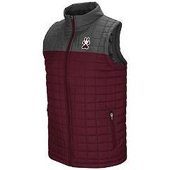 Men's Southern Illinois Salukis Amplitude Puffer Vest