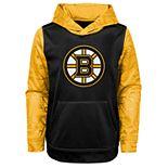 Boys 4-18 Boston Bruins Performance Fleece Hoodie