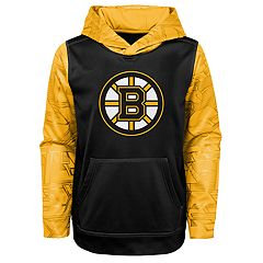 Boys 8-20 Boston Bruins Performance Fleece Hoodie