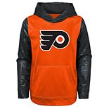 Boys 4-18 Philadelphia Flyers Performance Fleece Hoodie