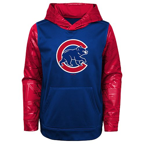 new products 94dff 0f4ae Boys 4-18 Chicago Cubs Hoodie