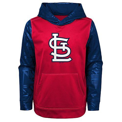 Boys 4-18 St. Louis Cardinals Hoodie