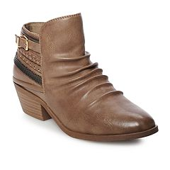 SO® Palmetto Women's Ankle Boots