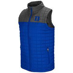 Men's Duke Blue Devils Amplitude Puffer Vest