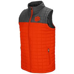 Men's Clemson Tigers Amplitude Puffer Vest