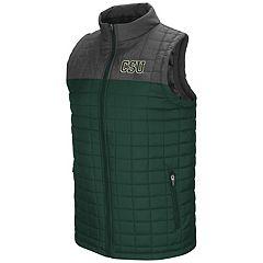 Men's Colorado State Rams Amplitude Puffer Vest