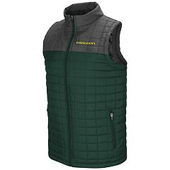 Men's Oregon Ducks Amplitude Puffer Vest