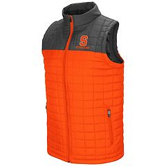 Men's Syracuse Orange Amplitude Puffer Vest