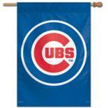 Chicago Cubs Vertical Banner Flag