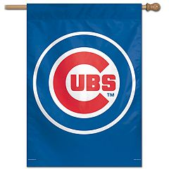 Chicago Cubs Vertical Banner Flag