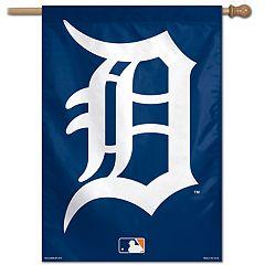 Detroit Tigers Vertical Banner Flag