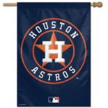 Houston Astros Vertical Banner Flag